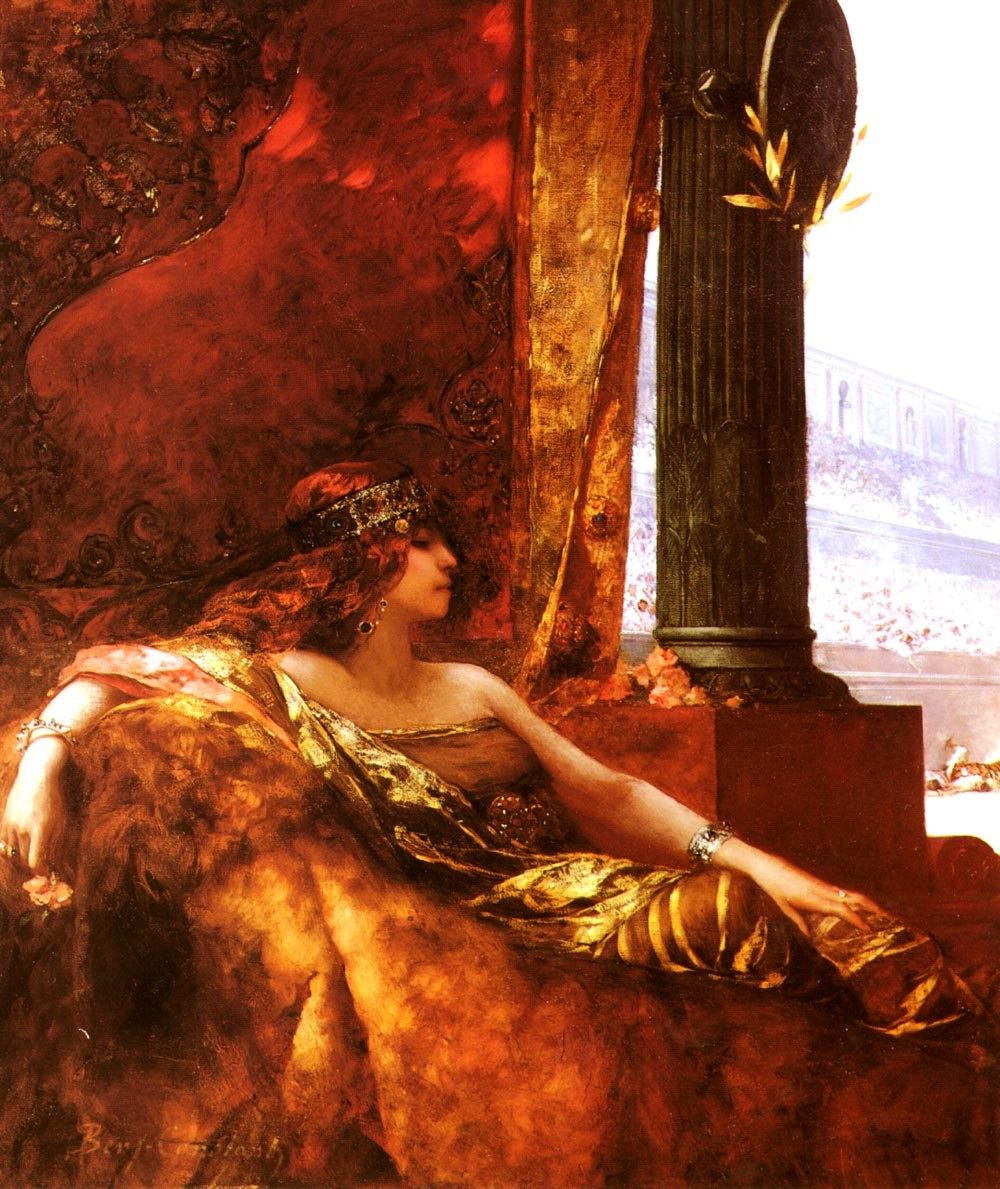 The Empress from the Brothel © Public Domain
