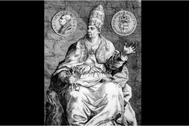Pope Alexander VI used his position to build fortune and power © Getty Images