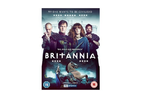 Enter our competition to win a copy of Britannia!