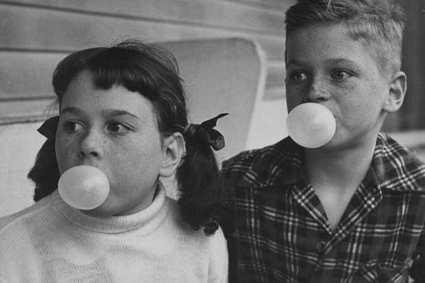 Why is bubble gum pink? © Getty Images