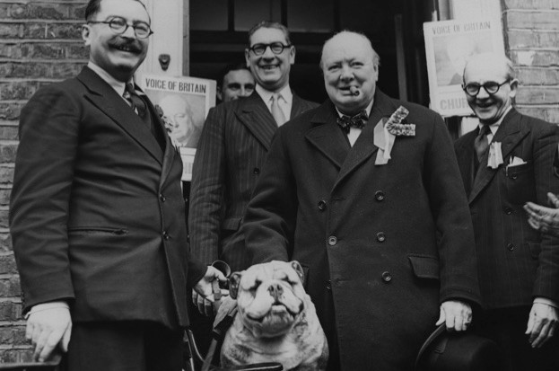 What is the significance of the British Bulldog? © Getty Images