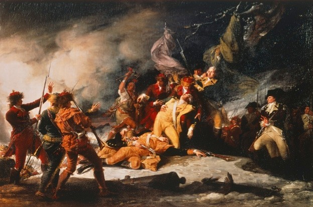 Why did Canada not join the colonies in the American Revolutionary War? © Wikimedia Commons