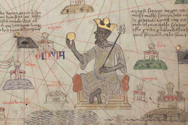 The Richest Man in History: Mansa Musa I of Mali © Wikimedia Commons
