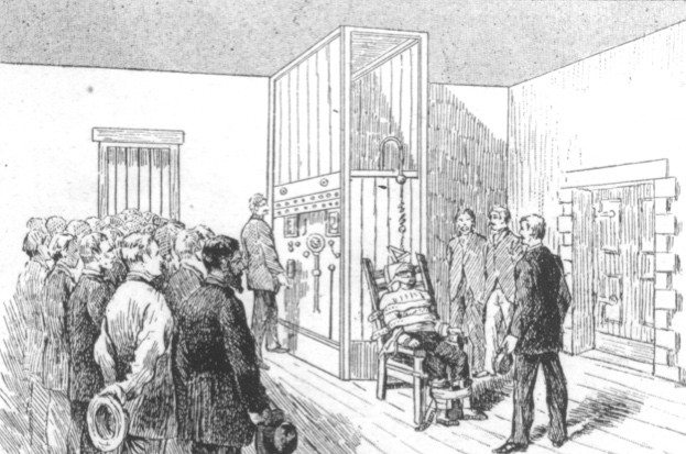Who invented the electric chair? (Public Domain)