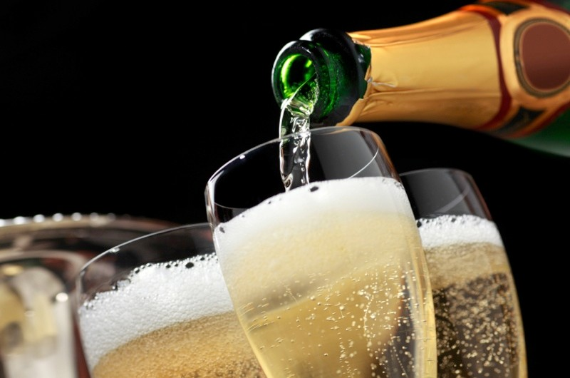 Who invented champagne? © Getty Images