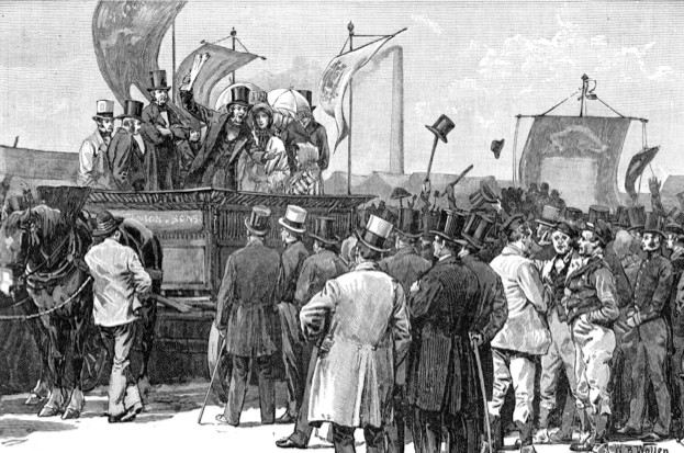 In a nutshell: Chartism (public domain)