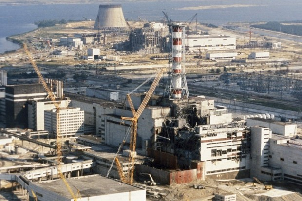 Nuclear disaster at Chernobyl © Getty Images