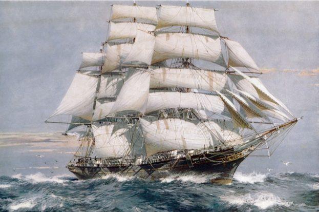 the cutty sark ship