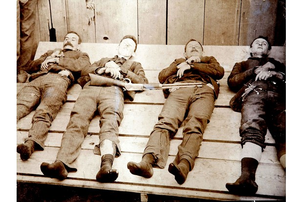 The Dalton Gang (deceased)
