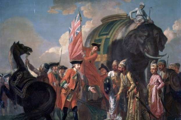 In a nutshell: the East India Company © Getty Images