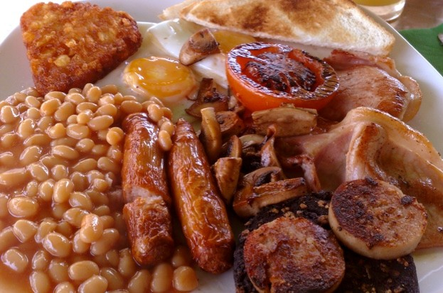 Why is a fry up breakfast called a 'full English'? © Getty Images