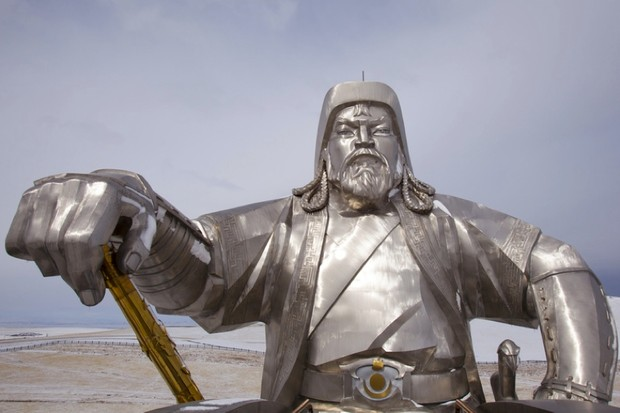 Five facts about… Genghis Khan © Getty Images