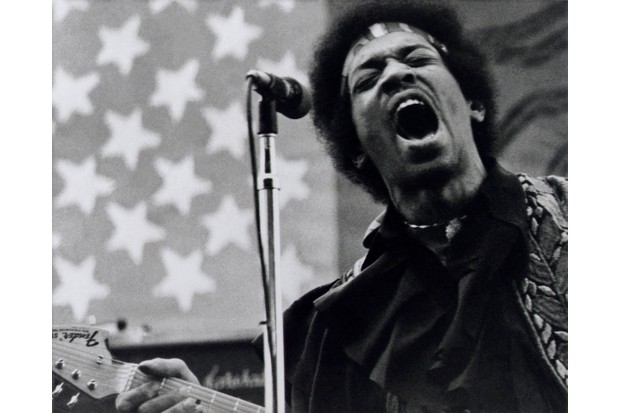 Jimi Hendrix © Getty Images