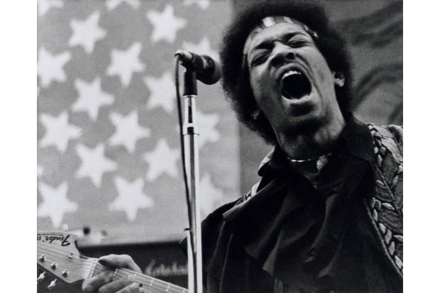 Jimi Hendrix © Getty Images