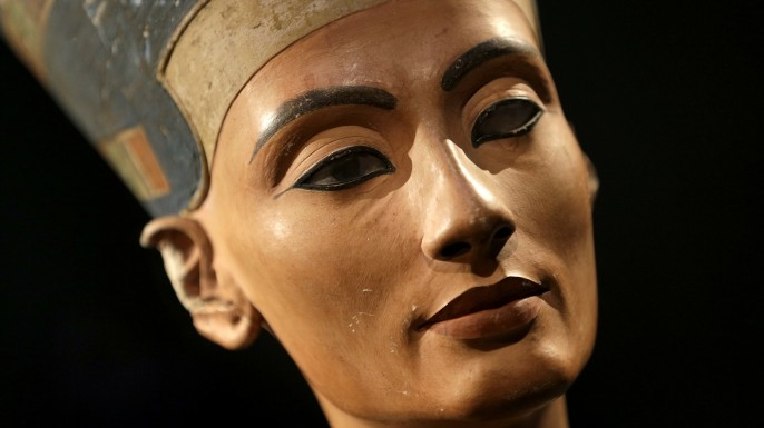 Where is Nefertiti's mummy? © Getty Images