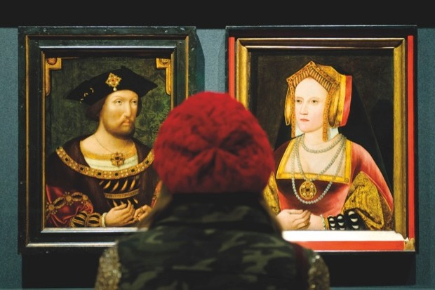 When Henry VIII married Katherine of Aragon – a peek behind the drapes © Getty Images