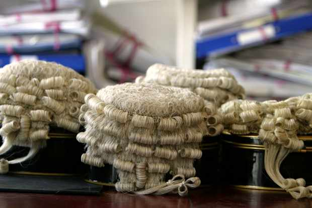 Why are barristers 'called to the bar'? © Getty Images