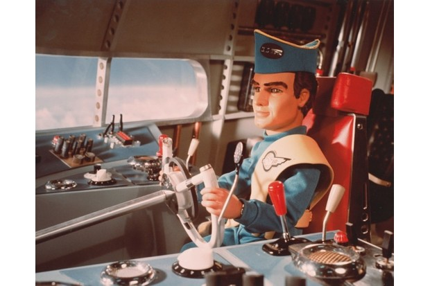 Thunderbirds, c1965. (Getty Images)
