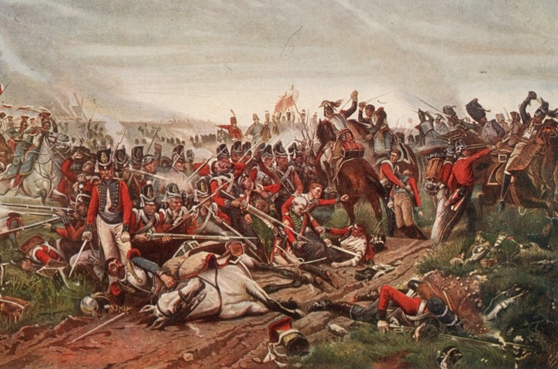 The battle of Waterloo: Peter and Dan Snow answer 10 key questions © Getty Images