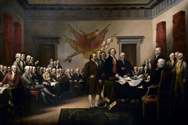 The 1776 American Declaration of Independence – everything you need to know © Getty Images