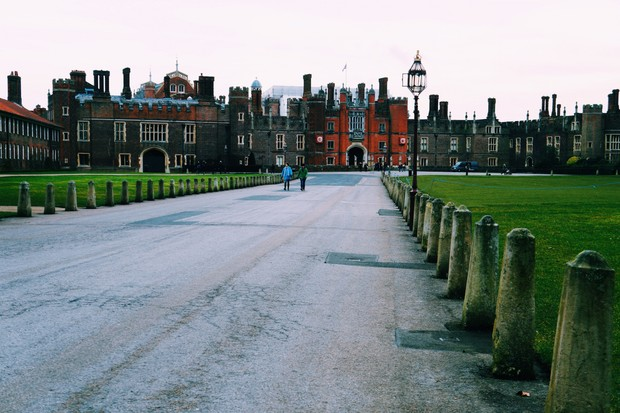 Hampton Court Palace © Getty
