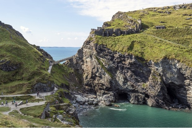Tintagel Castle © Getty Images