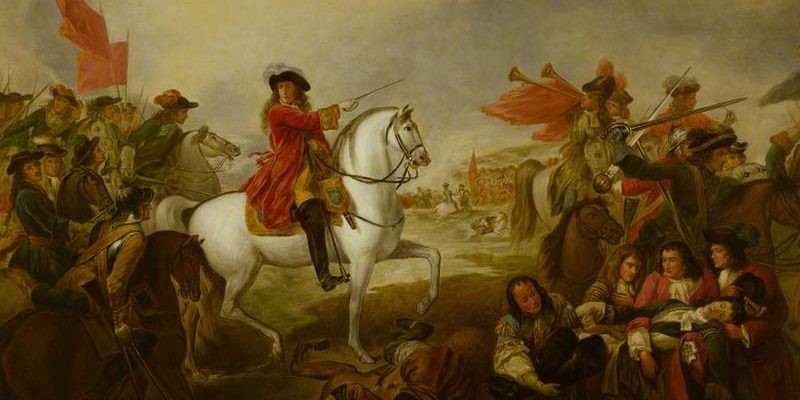 When was England last successfully invaded by a foreign power? © National Trust