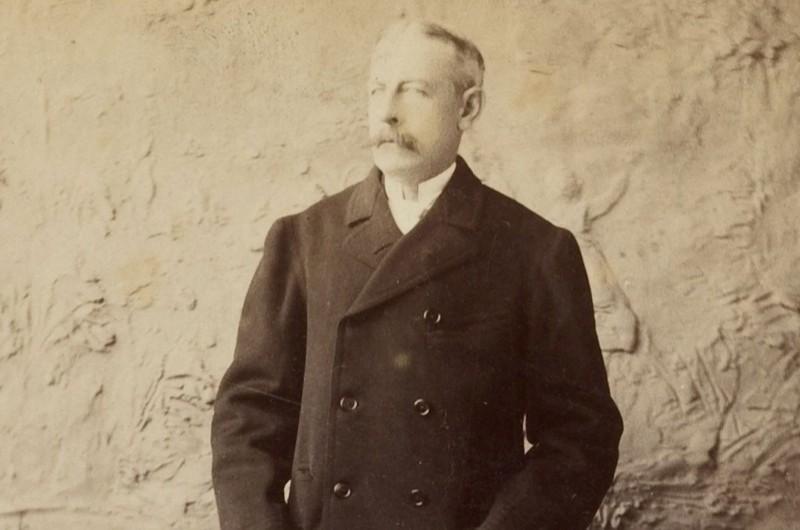 Why do we say 'Gordon Bennett'? (public domain)