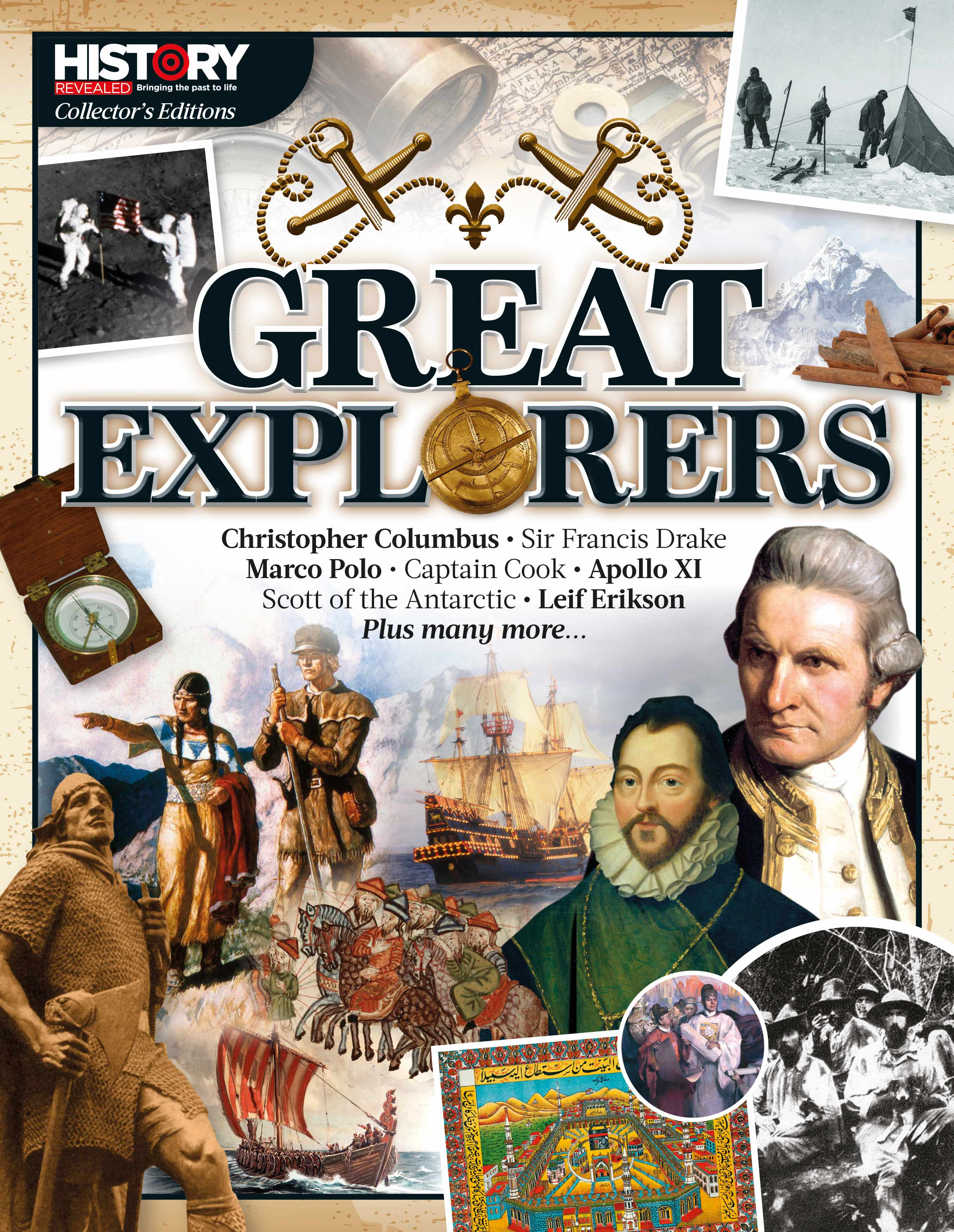 Our Great Explorers special edition is on sale now!
