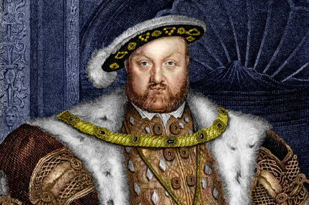 Did Henry VIII have any illegitimate male offspring? (public domain)