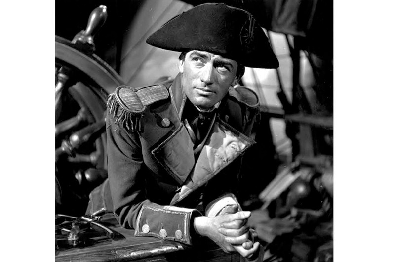 Was Hornblower based on a real naval officer? © Alamy