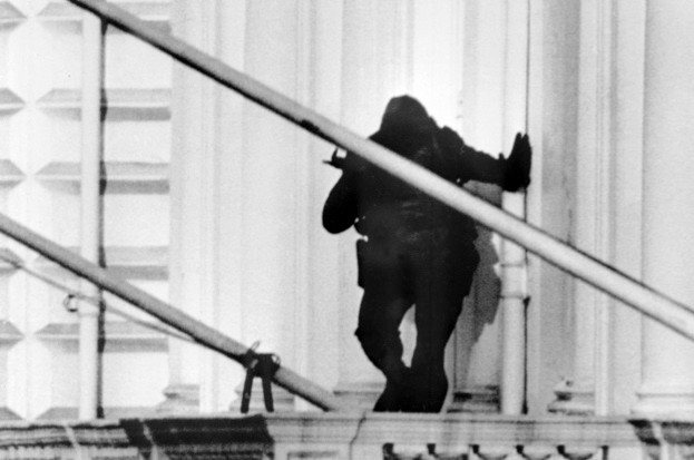 The Iranian Embassy Siege of 1980 © Getty Images