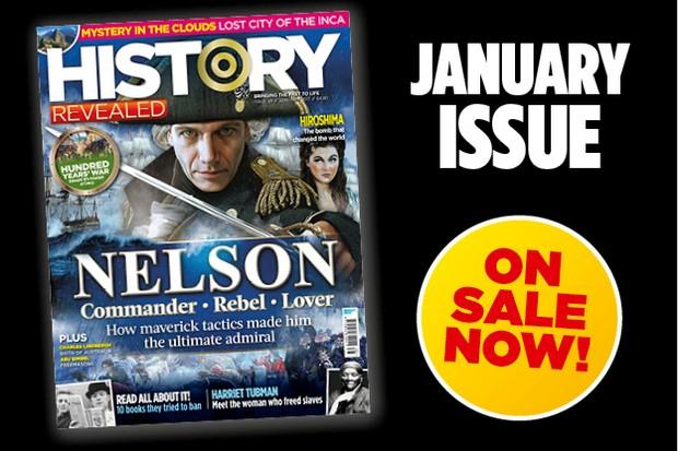 History Revealed January 2017