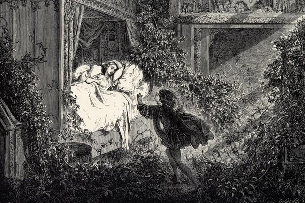 La Belle au Bois Dorma