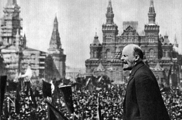 Three revolutionaries who shaped the 20th century © Getty Images