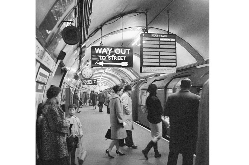 10 truths: London Underground © Getty Images