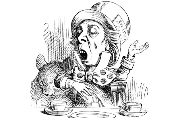Why do we say 'mad as a hatter'? (public domain)