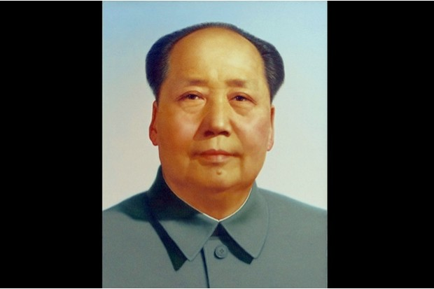 Portrait of the Mao Zedong, who led the People's Republic of China from 1949 to 1976. © Getty Images