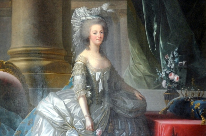 "Did Marie Antoinette really say ""let them eat cake""? public domain)"
