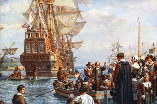 Five facts about the Mayflower © Getty Images