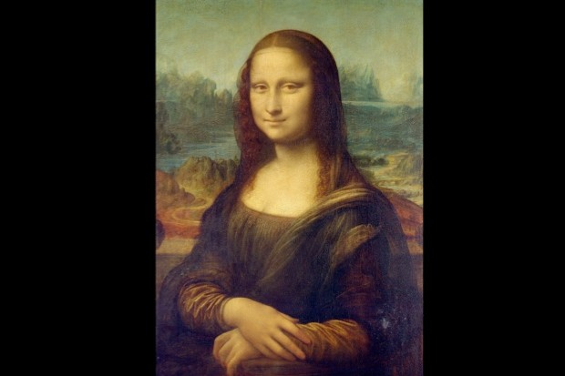 Who was the Mona Lisa? (public domain)