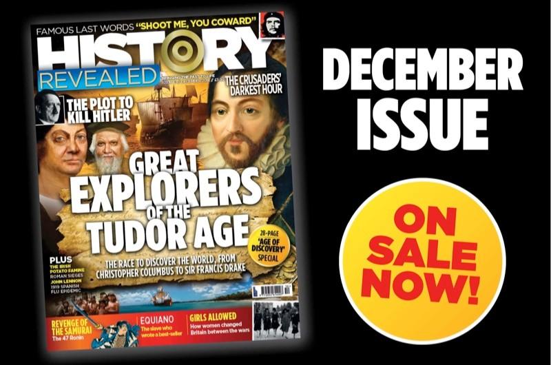 History Revealed December 2014