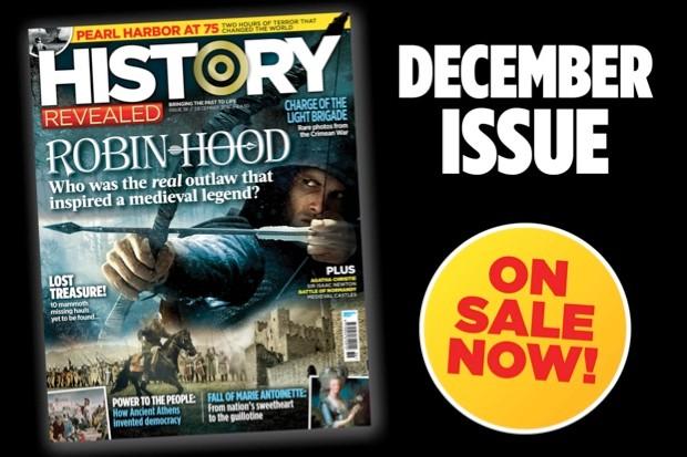 History Revealed December 2016