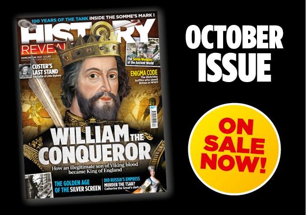 History Revealed October 2016