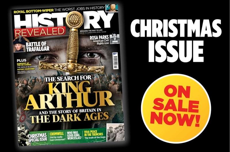 History Revealed Christmas 2014