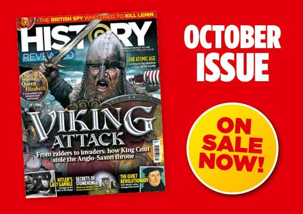 History Revealed October 2017