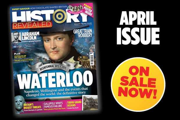 History Revealed April 2015