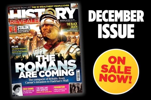 History Revealed December 2015