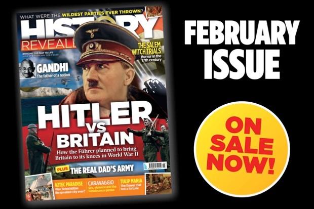 History Revealed February 2016