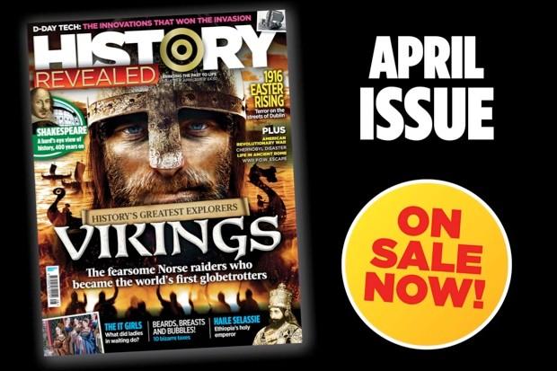 History Revealed April 2016